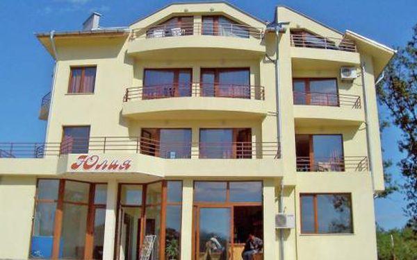 Bulharsko, oblast Primorsko, letecky, snídaně, ubytování v 3,5* hotelu na 11 dní