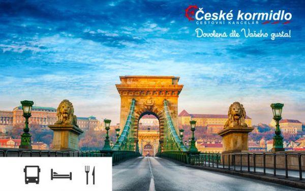 Budapešť – poznávací zájezd s ubytováním