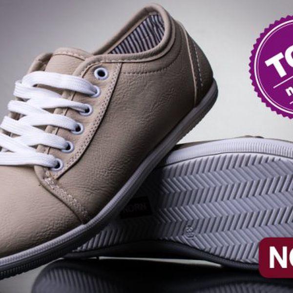Trendy dámské tenisky Norn – 3 barvy