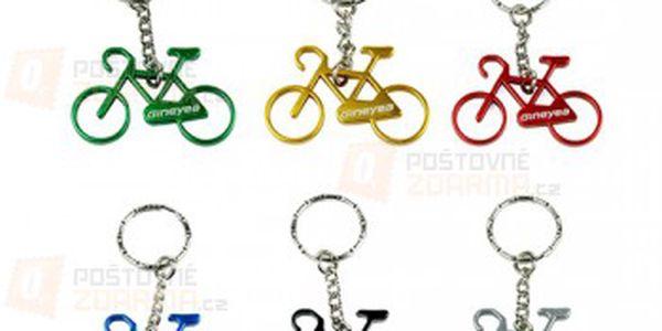 Klíčenka a otvírák v 6 barvách a poštovné ZDARMA! - 24512716