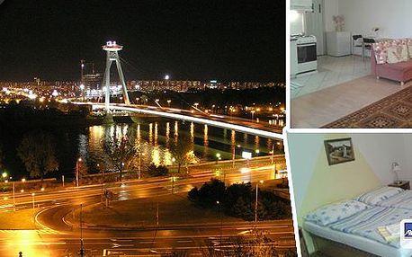 Vychutnejte si krásy města Bratislava! Pobyt pro 2 osoby na 3 dny v plně vybaveném apartmánu.Užijte si dovolenou ve slovenské metropoli s množstvím historických památek a vyžitím pro rodiny za skvělou cenu!