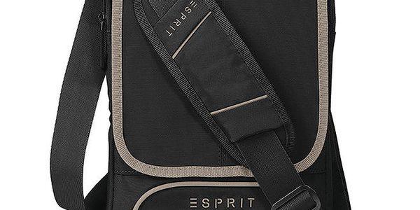 Černá taštička na tablet Esprit
