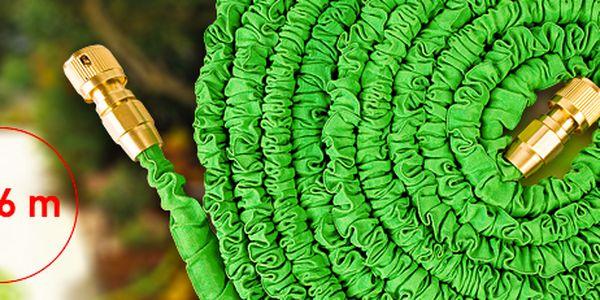 Chytrá smršťovací hadice Flexiduo: 23 nebo 46 metrů! Nejkvalitnější na trhu!