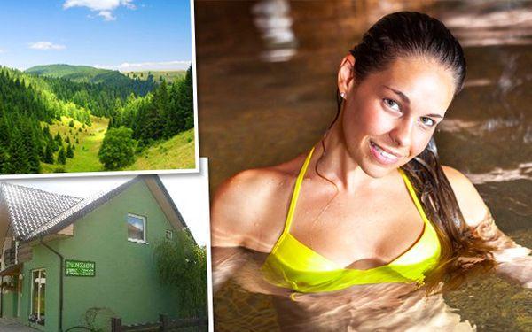 Wellness pobyt na Slovensku pro dva