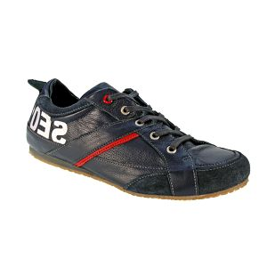 Pánské modro-červené boty Red Hot