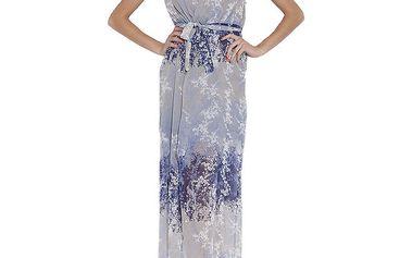 Dámské dlouhé vzorované šaty Angel Eye