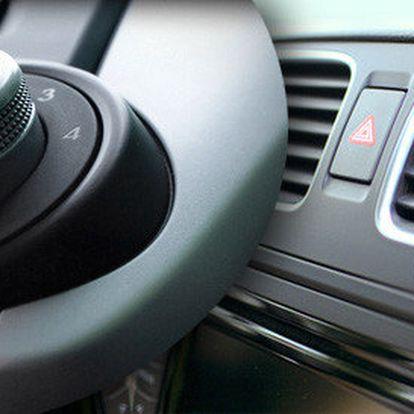 Kompletní servis klimatizace pro osobní automobily