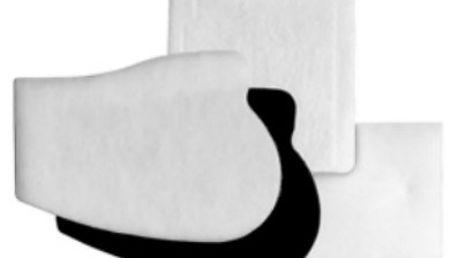Filtry pro vysavače AEG AEF04 černý/bílý