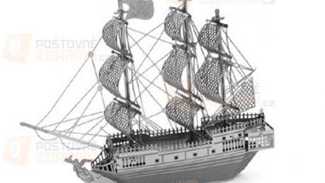 3D puzzle - Černá perla a poštovné ZDARMA! - 24612736