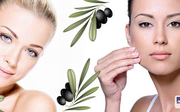 Zpomalte stárnutí pleti! Olivová masáž obličeje, krku a dekoltu a zapracování kyseliny hyaluronové pomocí ultrazvukové špachtle. Při masáži dochází k regeneraci buněk, snižuje se napětí v obličeji a zvyšuje se pružnost pokožky.