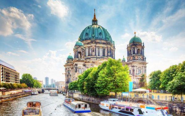 Berlín – zájezd na Festival světel