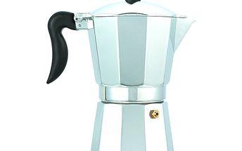 Aluminiová konvička na kávu