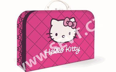 """Karton PP Dětský kufřík """"35"""" - Hello Kitty"""