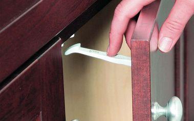 Safety 1st - bezpečnostní zámek na zásuvky, skříně - 7 ks