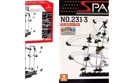Kuličkové dráhy Spacerail