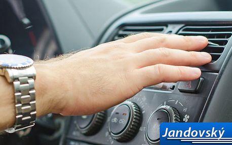 Kompletní péče o autoklimatizaci a chladící systém v pražském Auto Moto Centru Jandovský