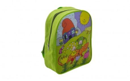 Kouzelná školka - školní batoh, malý
