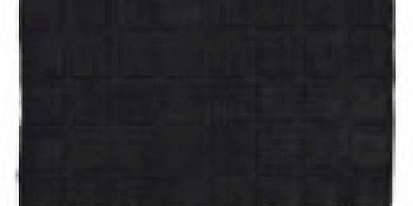Koberec Serenity Noir, 50x80 cm
