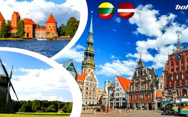 Poznávací zájezd do Lotyšska a Litvy