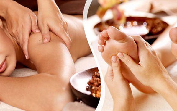Blahodárné masáže - na výběr ze 3 druhů