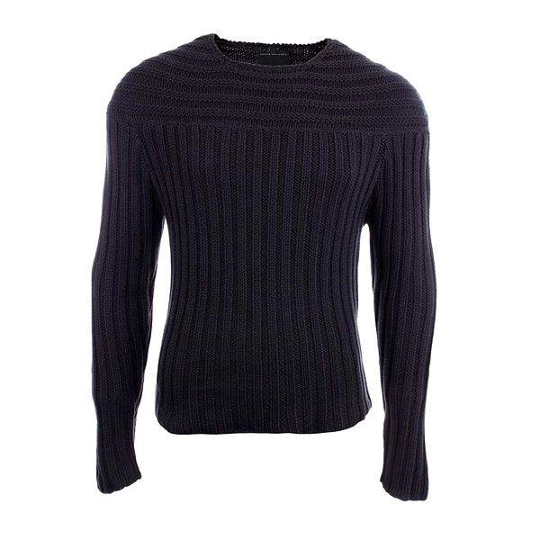 Pánský svetr s plastickým vzorem Pietro Filipi