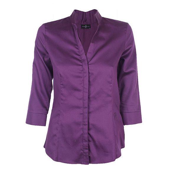 Dámská fialová košile Pietro Filipi