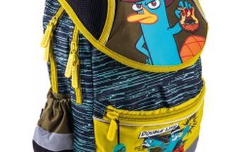 W. Disney Phineas & Ferb - školní batoh, ergonomický velký