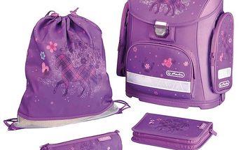 Školní batoh Midi - Kůň - vybavený