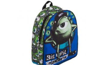 W. Disney Příšerky - školní batoh, malý