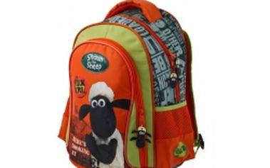 Ovečka Shaun - školní batoh, anatomický malý