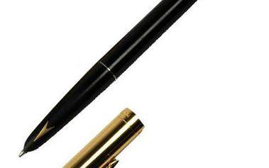 Kuličkové pero Čína - zlaté, stříbrné