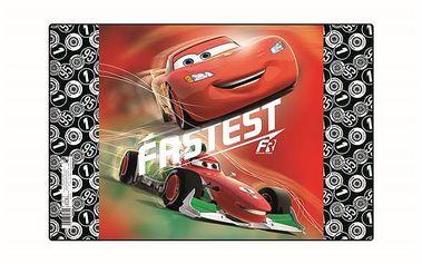Karton PP Podložka na stůl - Cars