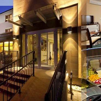 Ubytování pro 2 osoby se snídaní na 3 nebo 4 dny! Přijeďte poznat Slovensko a ubytujte se v nově otevřeném hotelu Viktor***. Hotel nabízí moderní vybavení pokojů, vhodnou lokalitu a příjemný personál.