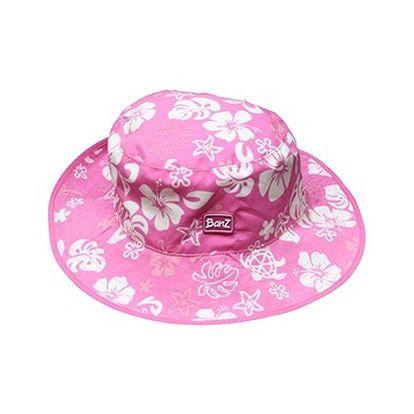 Baby Banz - klobouček s UV filterm 50 - Pink 0-2 roky