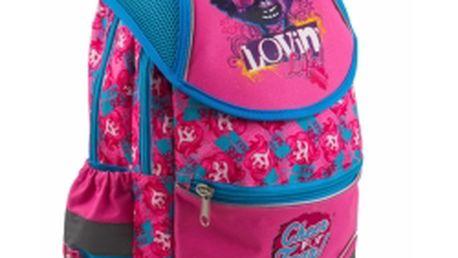 W. Disney Příšerky Girls - školní batoh, ergonomický velký