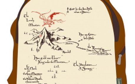 Hobbit - školní batoh, kanvas