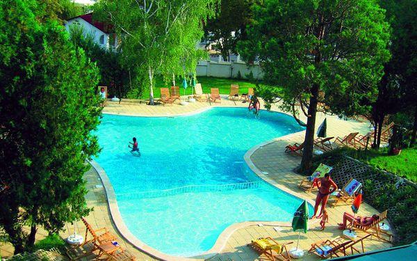 Hotel Silver, Bulharsko, Černomořské pobřeží, 8 dní, Letecky, Polopenze