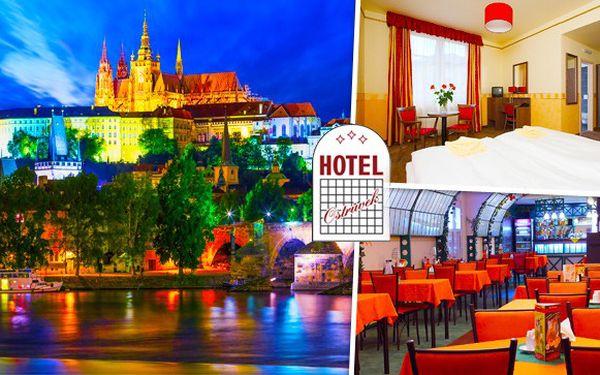 Ubytování v Praze za akční cenu