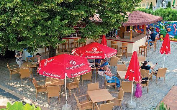 Belvedere Alexandria Club, Bulharsko, Černomořské pobřeží, 8 dní, Letecky, Polopenze