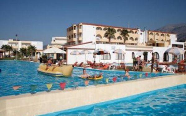 Řecko, oblast Kréta, letecky, all Inclusive, ubytování v 3,5* hotelu na 8 dní