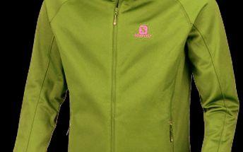 Pánská fleecová bunda Salomon Expectation Hoody s měkkou a teplou podšívkou