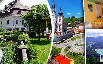 3 dny v rakouských Alpách pro 2 osoby v českém penzionu Sun se snídaní, kávou a čajem po celý den, půjčení kol zdarma! Úžasný podzim v rakouských Alpách nabízí nádhernou barevnou scenérii, nenechte si ujít tuto překrásnou podívanou!