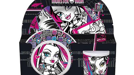 Dětský jídelní set Monster High