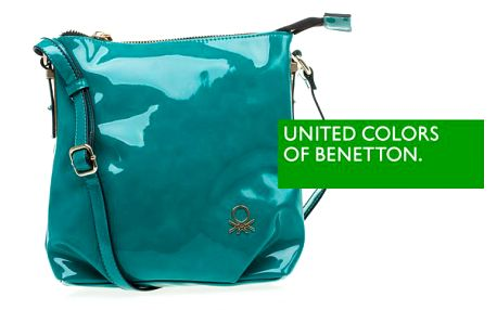 Kabelky cross-body United Colors of Benetton