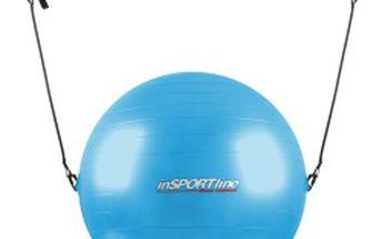 WORKER gymnastický míč s úchyty 75cm