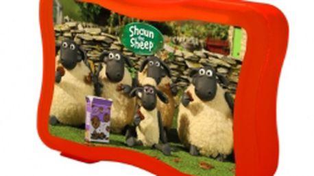 Ovečka Shaun - box na svačinu