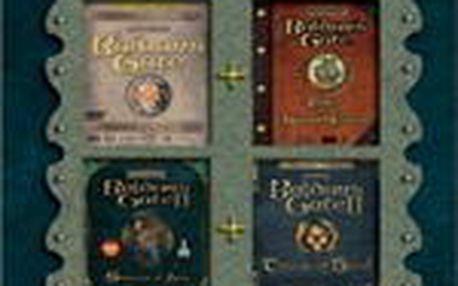 Baldurs Gate Saga