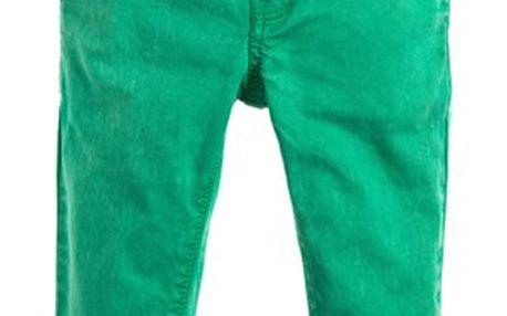 Kalhoty, olivová