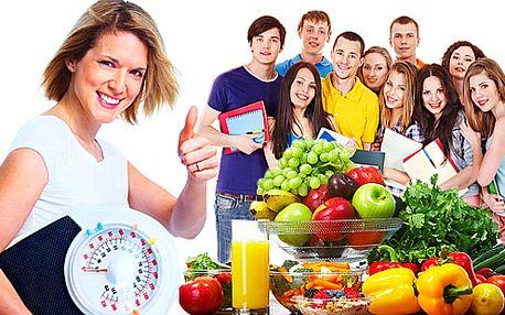 Akreditovaný kurz MŠMT Poradce pro výživu
