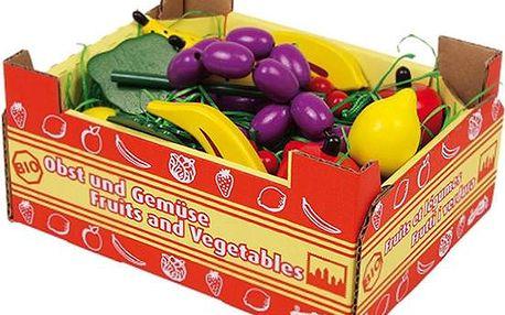 Krabice s ovocem